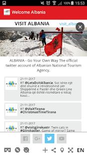 Welcome Albania - náhled