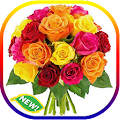 Bouquet of flowers and roses GIF 2020 APK