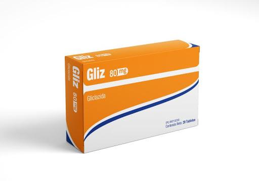 Gliclazida Gliz 80Mg 20Tabletas. Gliclazida IPCA Laboratories Limited