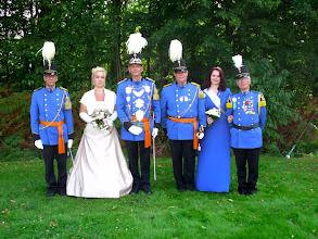 Photo: V.l.n.r.: John van Neer, Linda Wijker-Maessen, Mark Wijker, Richard Leurs, Cheyenne Golsteijn & Piet Huisman