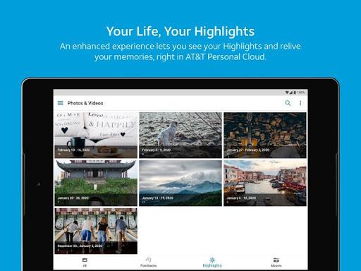 AT&T Personal Cloud screenshot 8