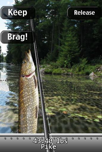 i Fishing Lite screenshot 2