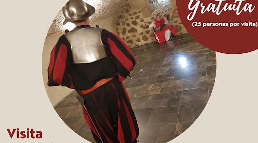 Una visita teatralizada al Castillo para conmemorar el Día del Turismo