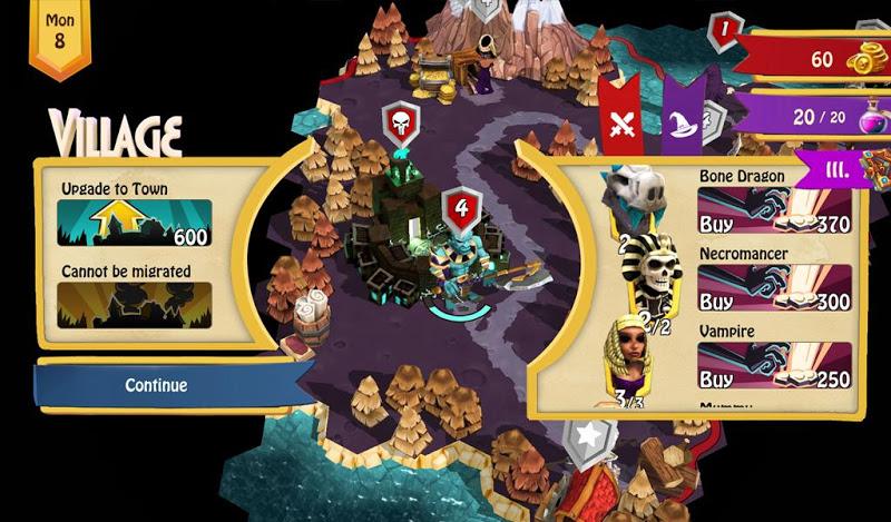 Heroes of Flatlandia Screenshot 9