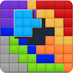 Brick Puzzle Block Icon