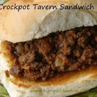 Crockpot Tavern Sandwich Recipe