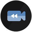 Slow Motion Video Zoom Player icon