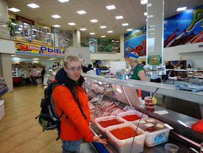 Photo: эх, жаль рыбу и икру  не люблю, а то схлопотала бы там нервный стресс