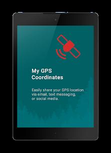 My GPS Coordinates 5