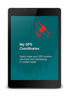 [Download My GPS Coordinates for PC] Screenshot 5