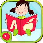 Kindergarten Kids Learning: Fun Educational Games icon