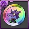 エヴァメダル虹