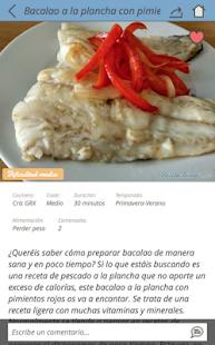 Recetas de pescados y mariscos - náhled