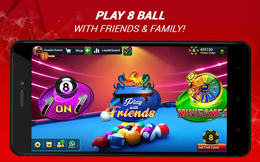 Stick Pool : 8 Ball Pool apkdebit screenshots 2