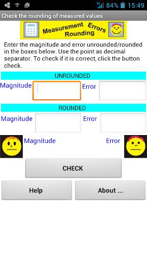 Check Rounding Measurement 1.1 screenshots 1