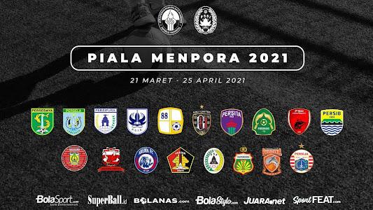Jadwal Lengkap Perempat Final Piala Menpora 2021, Ada Duel Klasik Persib Vs Persebaya - Bolasport.com