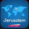 Jerusalem Hotels, Map & Guide icon