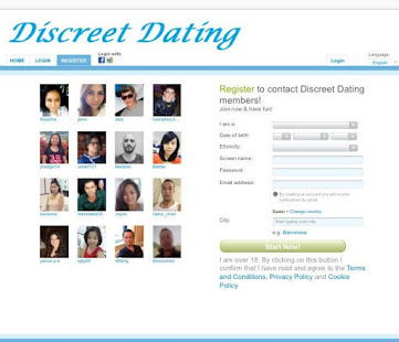 free discreet dating apps
