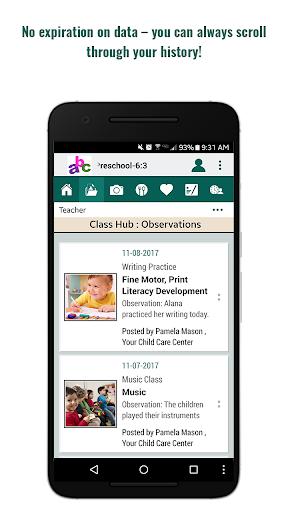 LifeCubby Classroom  screenshots 3