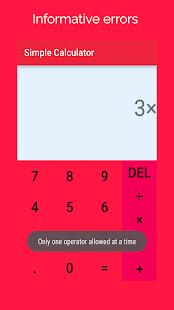 [Download Simple Calculator for PC] Screenshot 4