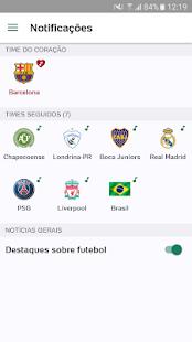 App Placar UOL - Futebol 2019 APK for Windows Phone
