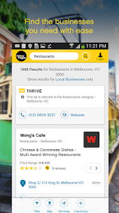 Yellow Pages® Australia 2