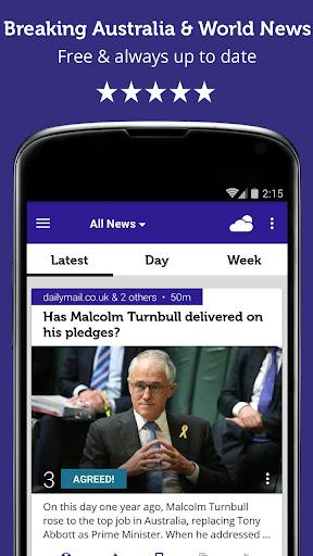 Australian News - Newsfusion