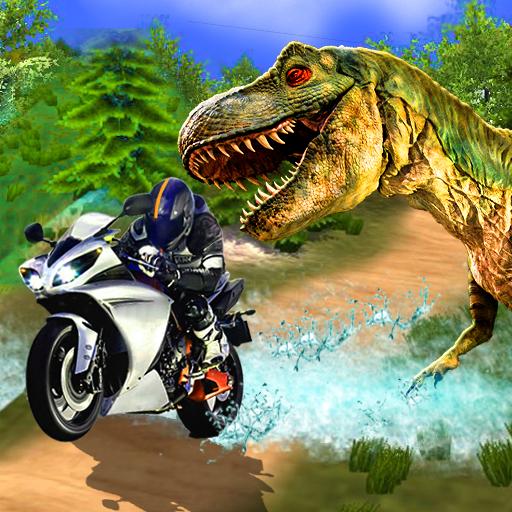Thế giới Dino xe đạp cuộc đua