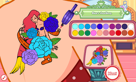 Tattoo designs salon 1.0.2 screenshot 540389