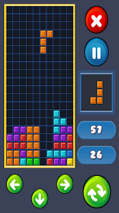 Block Tetris - náhled