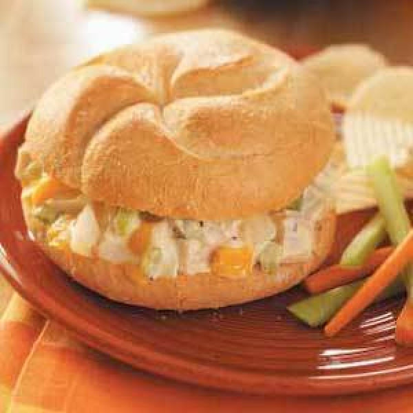 Delicious Baked Turkey And Cheese Buns Recipe