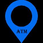 Ən Yaxın Bankomat (ATM) Icon