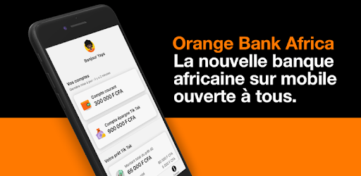 Revue du web Orange Bank Africa - Apps on Google Play