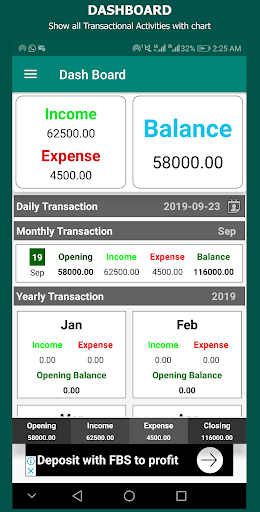 Expense Manager and Budget Planner Apk 1