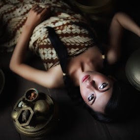 by Rifa Riza - People Portraits of Women