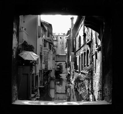 La finestra su Venezia di supermaio