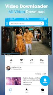 mp4 video downloader – free video downloader Apk  Download For Android 5