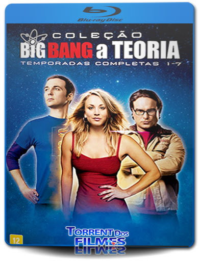 Baixar Coleção The Big Bang Theory 1ª a 7ª Temporada Torrent Bluray 720p Dublado