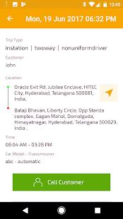 Driverzz Partner App - náhled