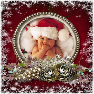 marcos de la foto del navidad