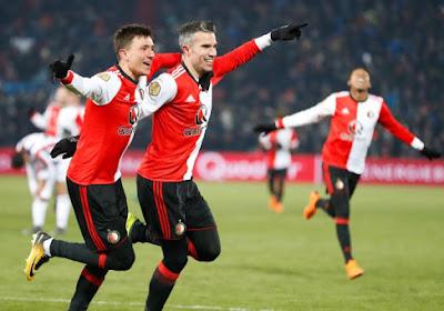 """L'étonnante révélation de Robin van Persie : """"Vincent Kompany me voulait à Anderlecht"""""""