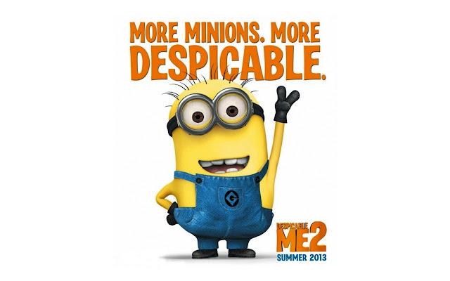 Despicable Me Tab