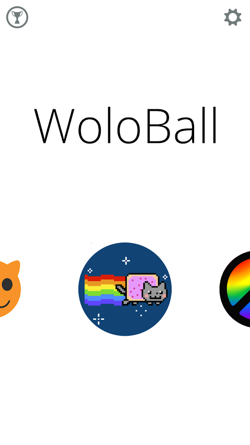 WoloBall - FREE- screenshot
