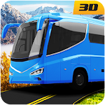 Offroad Transport: Modern Tourist Bus Simulator 3D Icon