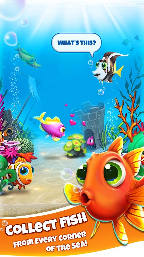 fish mania android apps on google play