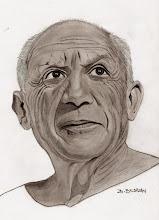 Photo: Pablo Picasso