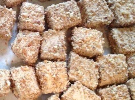 Coffee Pecan Marshmallows
