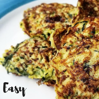 Zucchini Fritters Dairy Free Recipes.