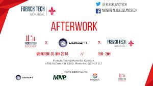 Afterwork French Tech x Ubisoft