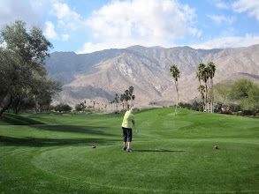 Photo: Indian Canyons Golf Course February 2014